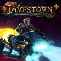 Portada oficial de Jamestown Plus para PS4