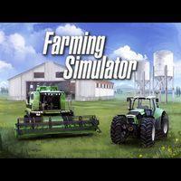 Portada oficial de Farming Simulator para PSVITA
