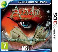 Portada oficial de Azada eShop para Nintendo 3DS