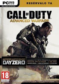 Portada oficial de Call of Duty: Advanced Warfare para PC