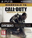 Portada oficial de de Call of Duty: Advanced Warfare para PS3