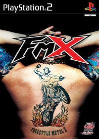 Portada oficial de Freestyle MetalX para PS2
