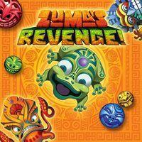 Portada oficial de Zuma's Revenge! PSN para PS3