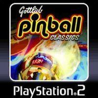 Portada oficial de Gottlieb Pinball Classics PS2 Classics PSN para PS3