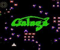 Portada oficial de Galaga CV para Nintendo 3DS