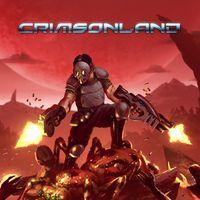 Portada oficial de Crimsonland para PS4