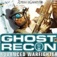 Portada oficial de Tom Clancy's Ghost Recon Advanced Warfighter PS2 Classics PSN para PS3