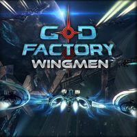 Portada oficial de GoD Factory: Wingmen para PC