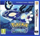 Portada oficial de de Pokémon Rubí Omega & Zafiro Alfa para Nintendo 3DS