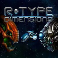 Portada oficial de R-Type Dimensions PSN para PS3