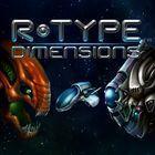 Portada oficial de de R-Type Dimensions PSN para PS3