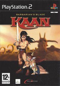 Portada oficial de Kaan para PS2