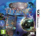 Portada oficial de de Hidden Expedition Titanic eShop para Nintendo 3DS