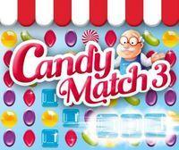 Portada oficial de Candy Match 3 eShop para Nintendo 3DS