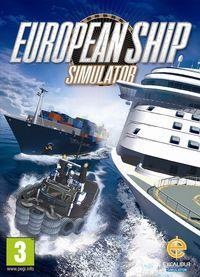 Portada oficial de European Ship Simulator para PC