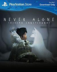 Portada oficial de Never Alone para PS4