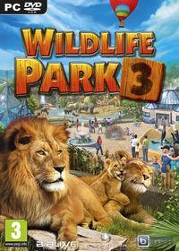 Portada oficial de Wildlife Park 3 para PC