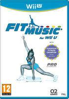Portada oficial de de Fit Music for Wii U eShop para Wii U