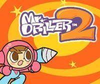 Portada oficial de Mr. Driller 2 CV para Wii U