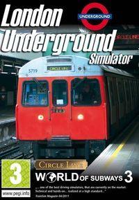 Portada oficial de World of Subways 3 – London Underground Circle Line para PC