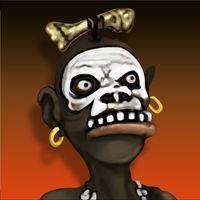 Portada oficial de Voodoo Chronicles: The First Sign PSN para PS3