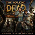 Portada oficial de de The Walking Dead: Season Two - Episode 3: In Harm's Way PSN para PSVITA