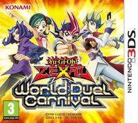 Portada oficial de Yu-Gi-Oh! Zexal World Duel Carnival para Nintendo 3DS