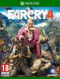 Portada oficial de Far Cry 4 para Xbox One