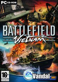 Portada oficial de Battlefield Vietnam para PC