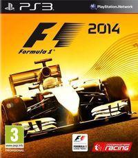 Portada oficial de F1 2014 para PS3