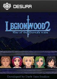Portada oficial de Legionwood 2: Rise of the Eternal's Realm para PC