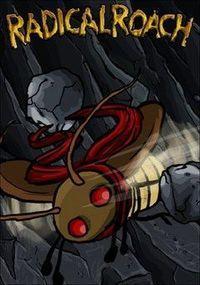Portada oficial de RADical ROACH Deluxe Edition para PC