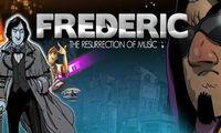 Portada oficial de Frederic: Resurrection of Music para PC