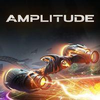 Portada oficial de Amplitude para PS4