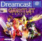Portada oficial de de Gauntlet Legends para Dreamcast