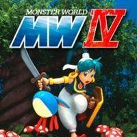 Portada oficial de Monster World IV PSN para PS3
