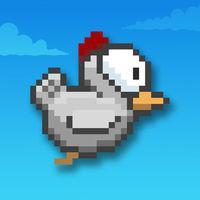 Portada oficial de Tappy Chicken para Android