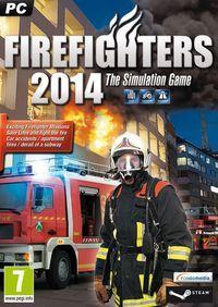 Portada oficial de Firefighters 2014 para PC