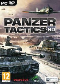 Portada oficial de Panzer Tactics HD para PC