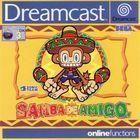 Portada oficial de de Samba de Amigo 2000 para Dreamcast