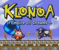 Portada oficial de Klonoa: Empire of Dreams CV para Wii U