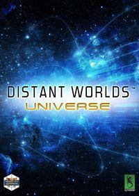 Portada oficial de Distant Worlds: Universe para PC