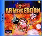 Portada oficial de de Worms Armageddon para Dreamcast