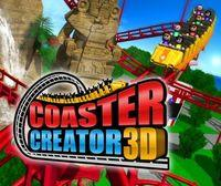 Portada oficial de Coaster Creator 3D eShop para Nintendo 3DS