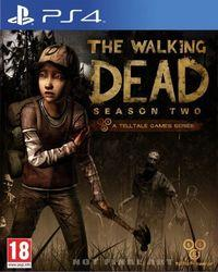 Portada oficial de The Walking Dead: Season Two para PS4