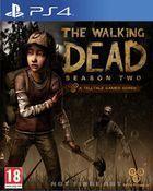 Portada oficial de de The Walking Dead: Season Two para PS4