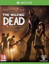 Portada oficial de The Walking Dead: Season One para Xbox One