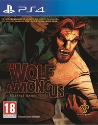 Portada oficial de The Wolf Among Us para PS4