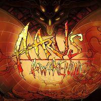 Portada oficial de Aaru's Awakening para PS4