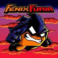 Portada oficial de Fenix Furia para PS4